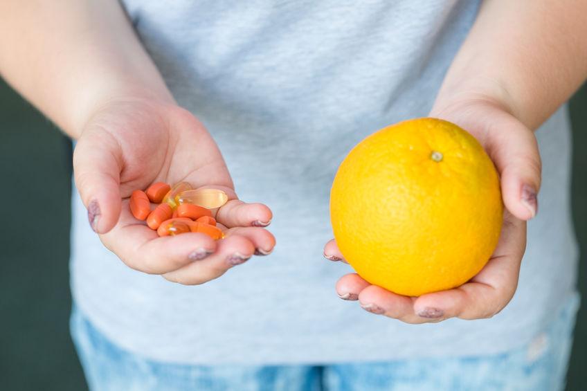 pil supplement natuurlijke vitamine keuze drugs citrus