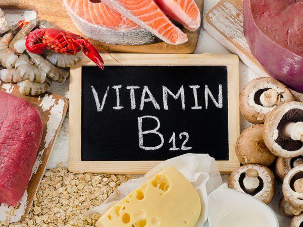voedingsmiddelen rijk aan vitamine b12