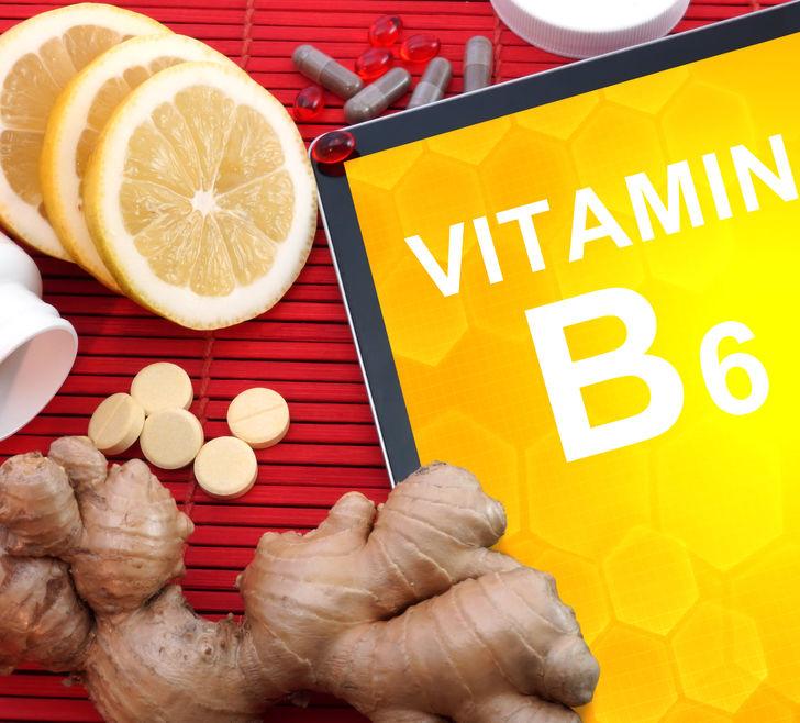 vitamine b6 voedsel