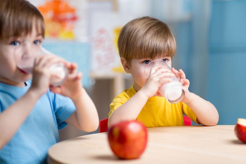 kinderen thuis gezond eten