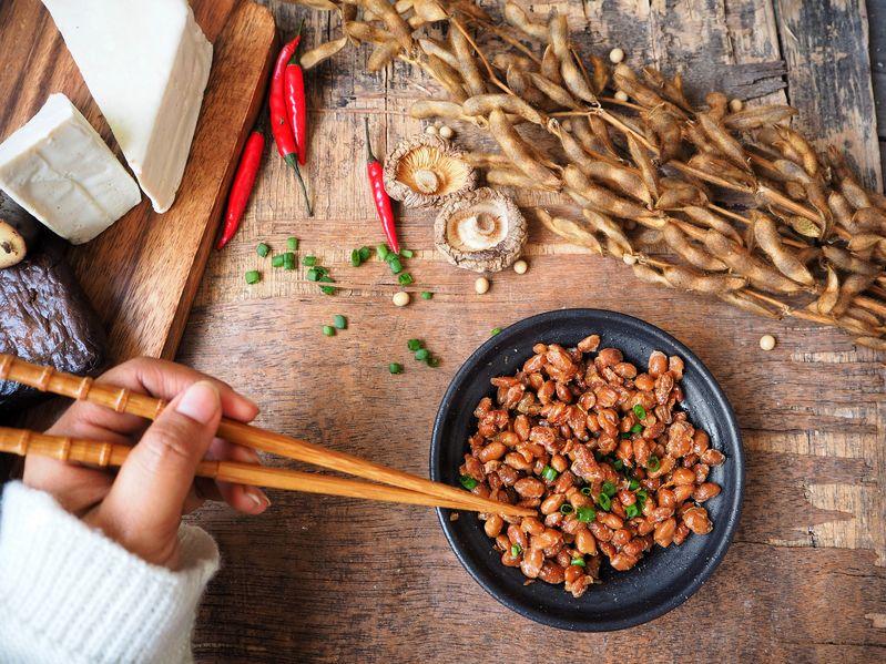 Natto Japans eten