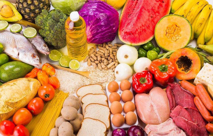 veel gezond eten
