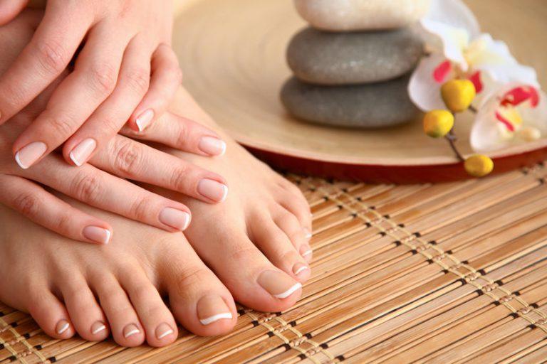 voeten in goede gezondheid