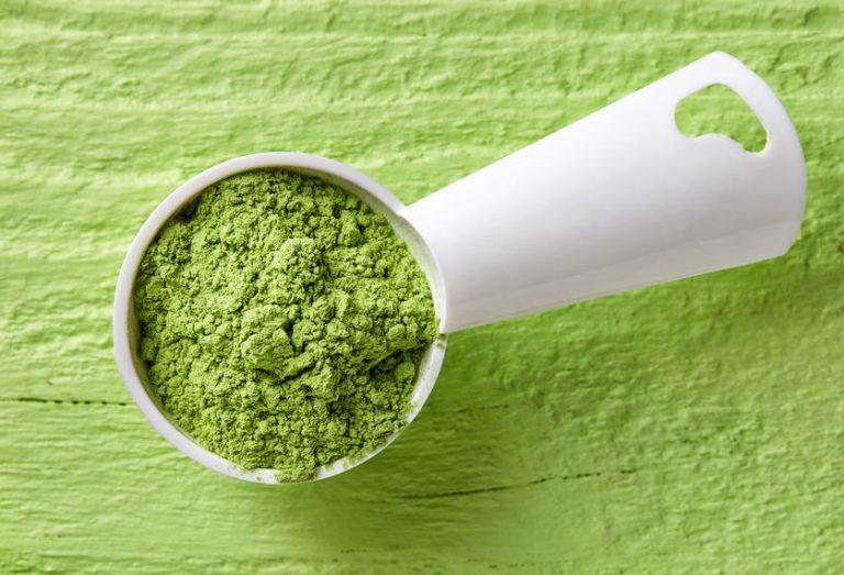 groene eiwitten