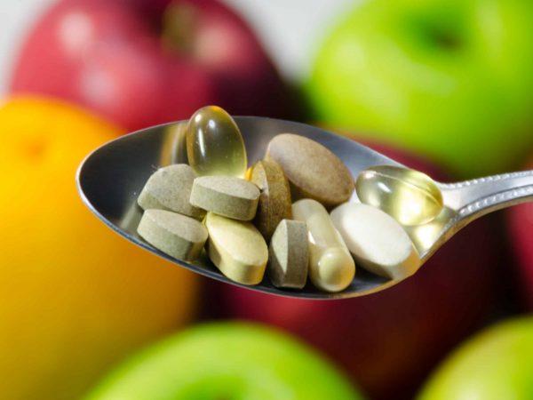 vitamine e in gelatinepillen