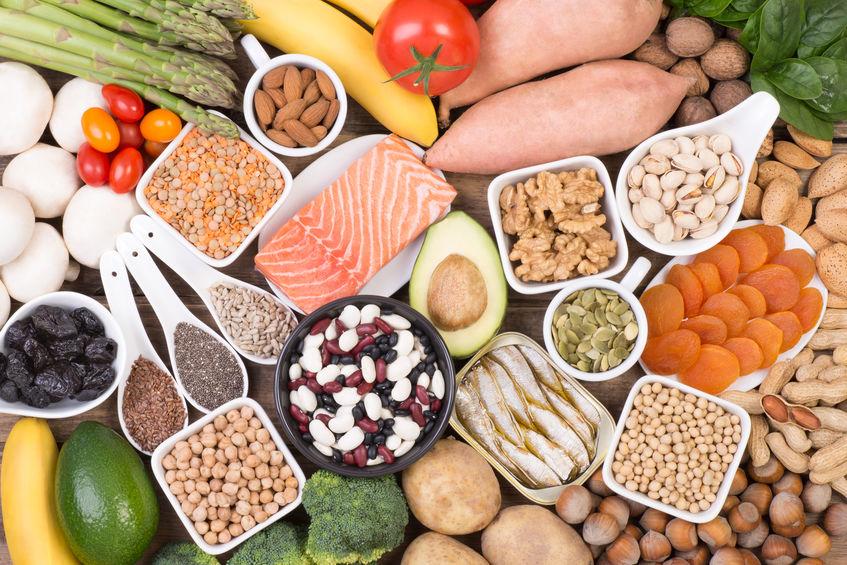 voedingsmiddelen die rijk zijn aan elektrolyten