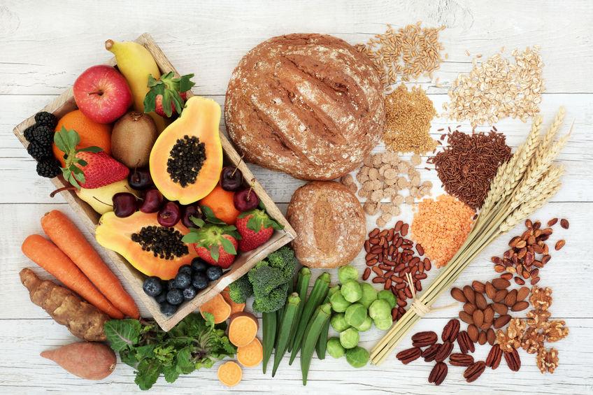 siliciumrijk voedsel