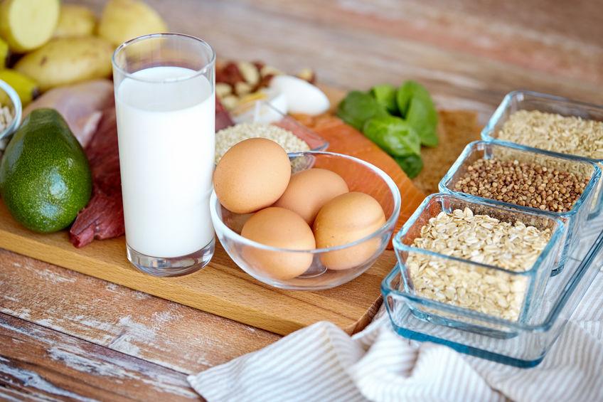 voedingsmiddelen die rijk zijn aan glycine