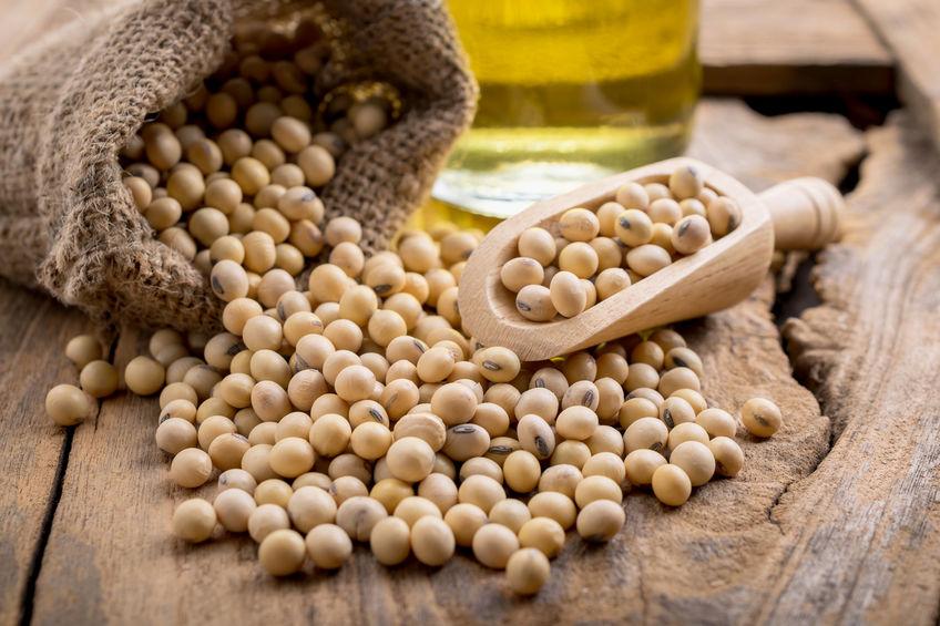 glycine-rijke zaden