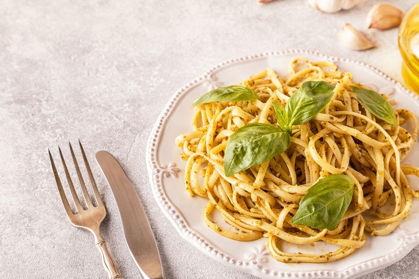 Italiaanse pasta's