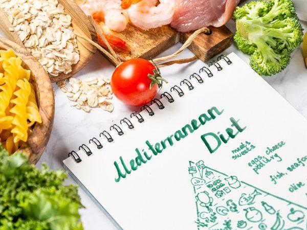 mediterrane dieetvoeding