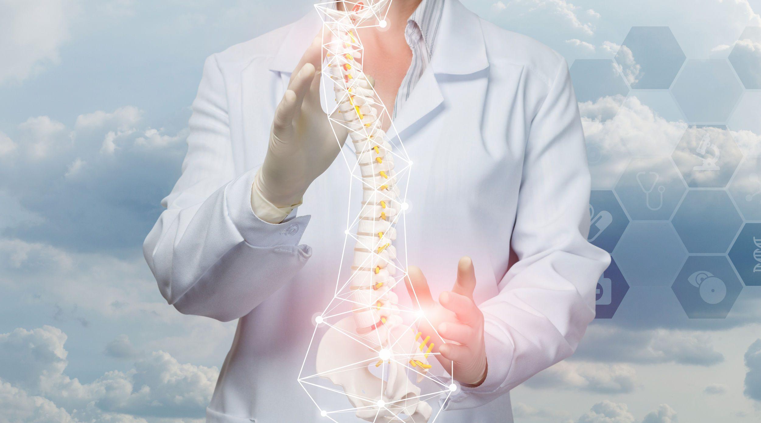 arts met ruggengraat