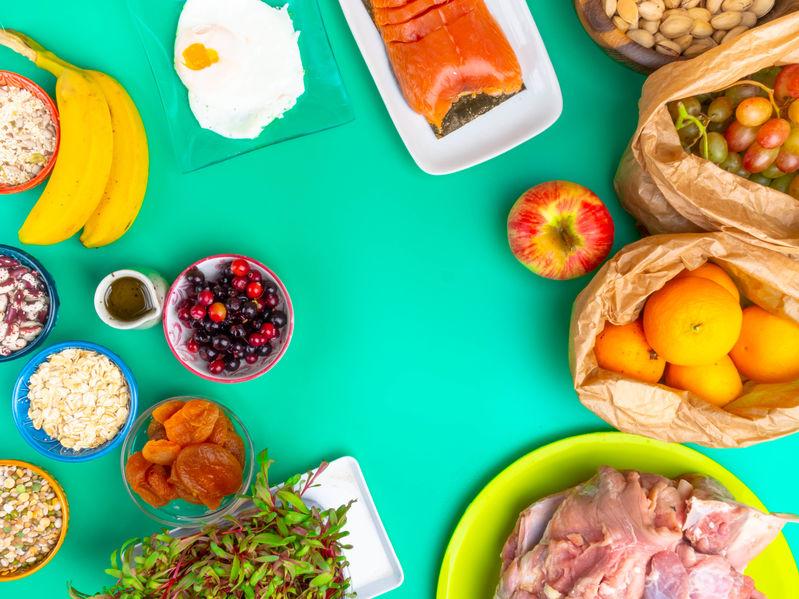 uitgebalanceerd dieet voor zwangerschap