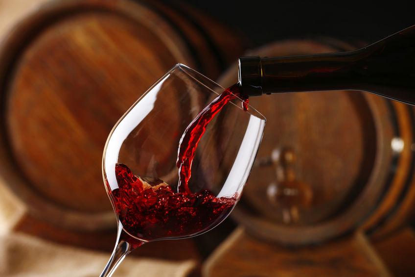 wijn is goed voor de spijsvertering