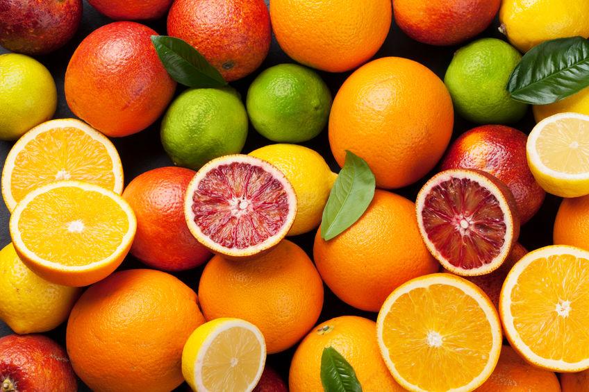 citrus rijk aan vitamine c