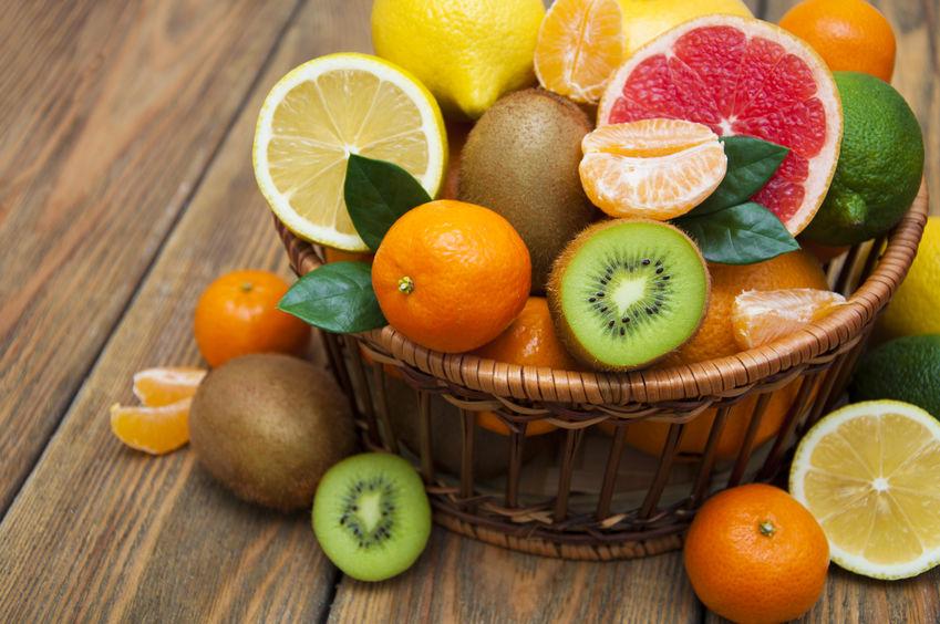 fruit rijk aan vitamine c