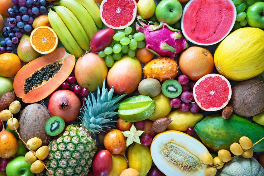 fruit voor een uitgebalanceerd dieet