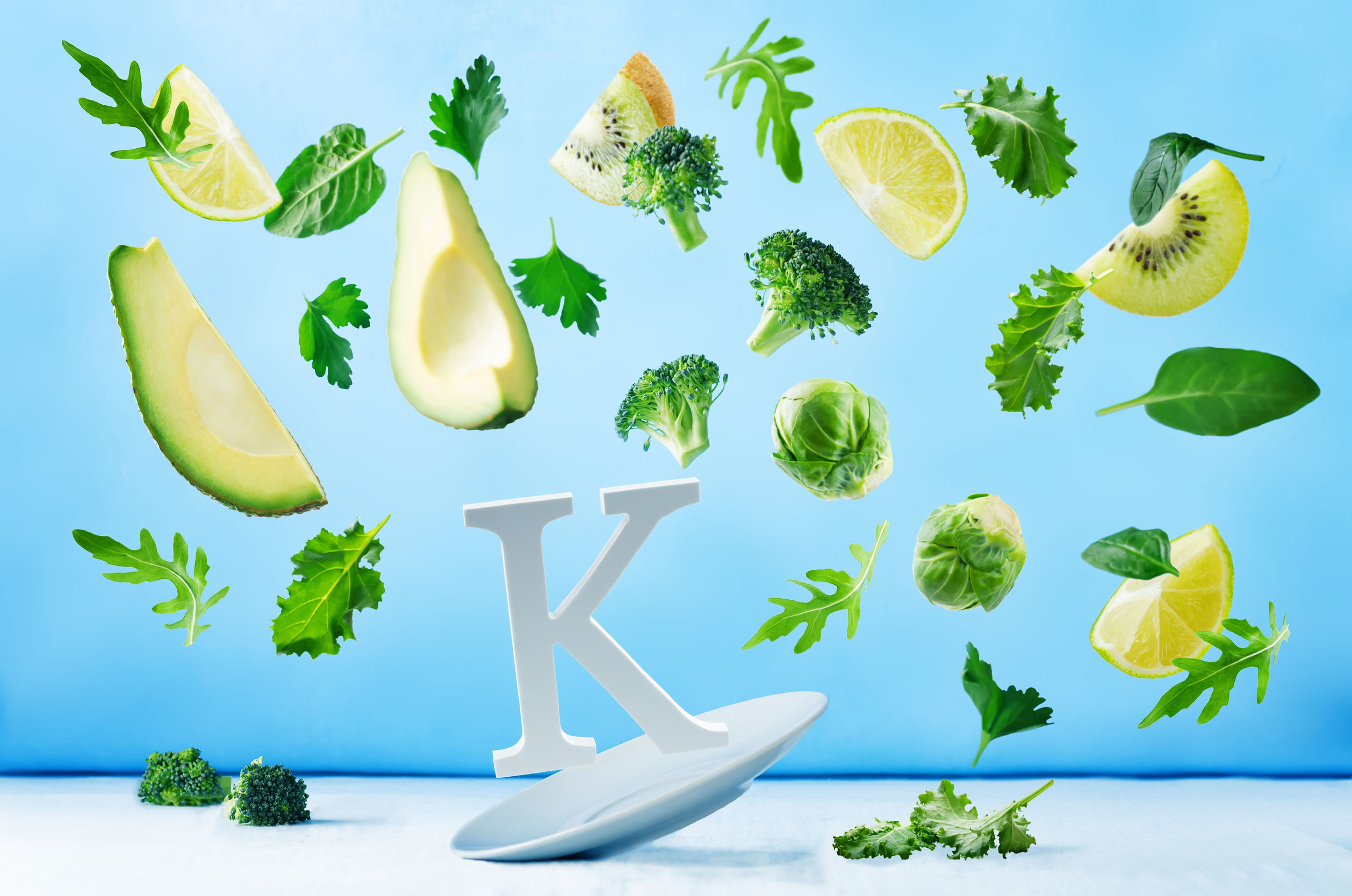 voedingsmiddelen die rijk zijn aan vitamine k