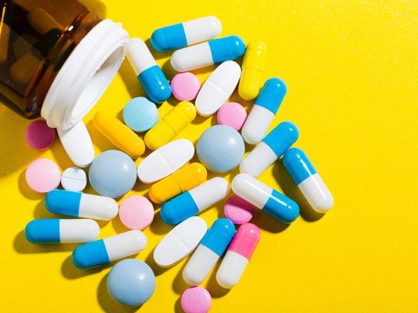 verschillende antibiotica