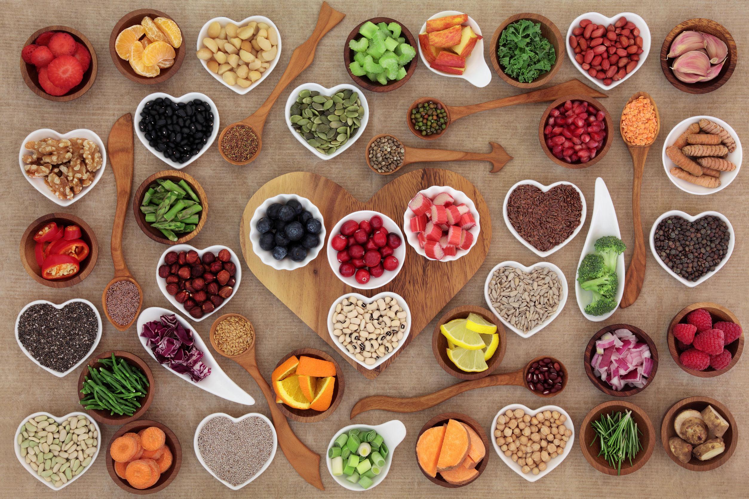 voedingsmiddelen die rijk zijn aan mineralen