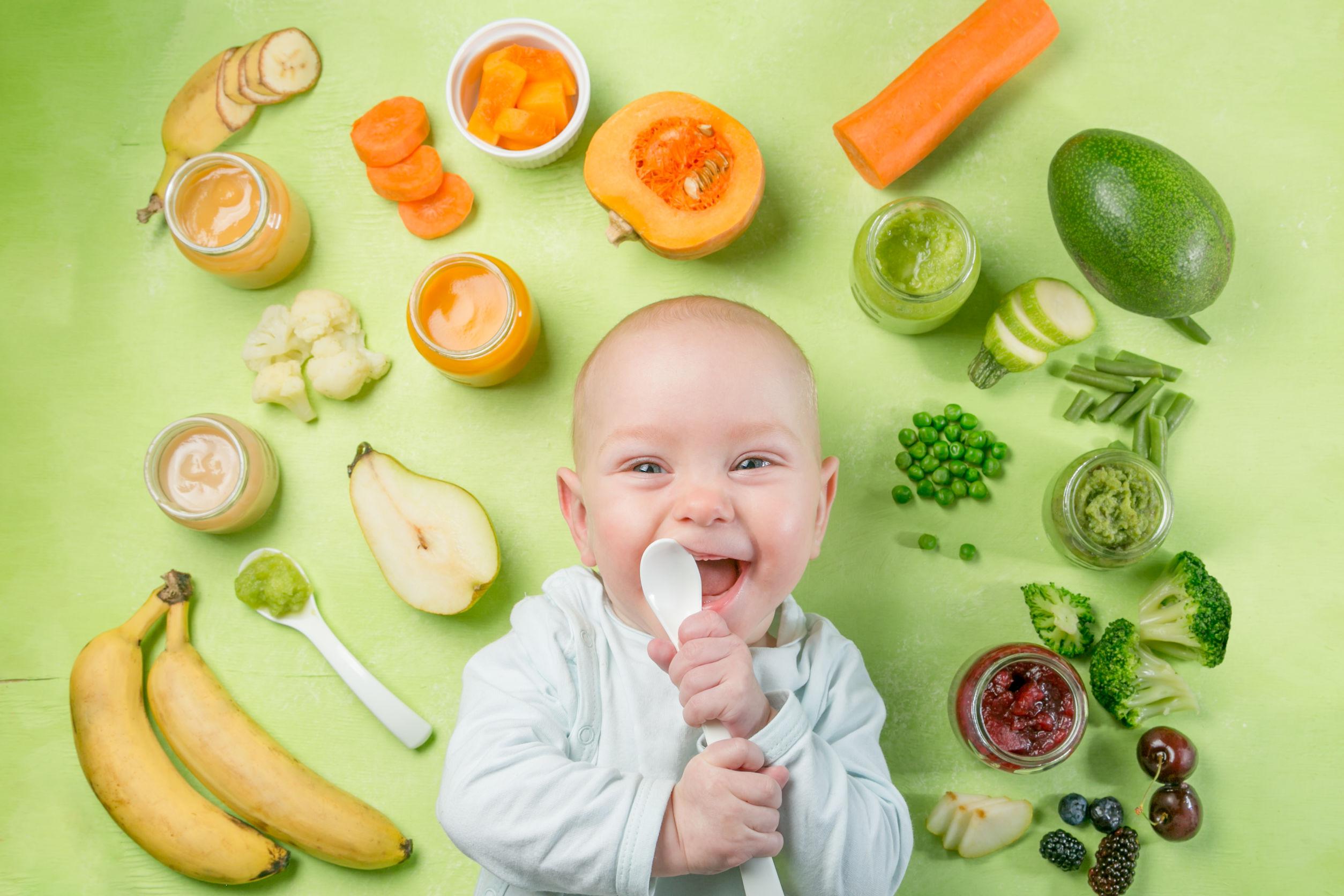 voedzaam voedsel voor kinderen