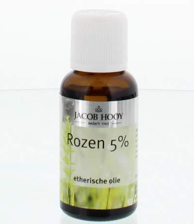 Jacob Hooy Rozenolie, 30 ml