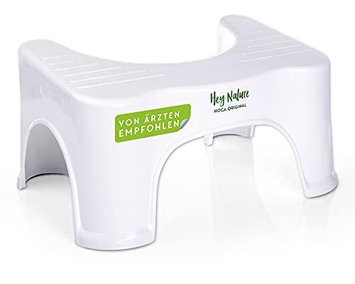 HOCA medische toiletkruk tegen aambeien, obstipatie, darmproblemen, winderigheid, opgeblazen buik, eenvoudig & effectief middel, ook voor de darmreiniging, ontgifting, voor een gezonde darmflora