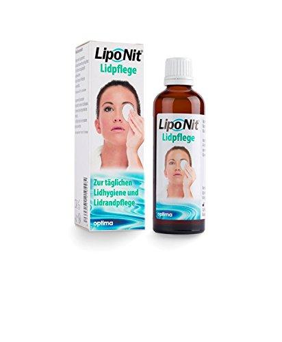 Liponit Lidverzorging, per stuk verpakt (1 x 70 ml)