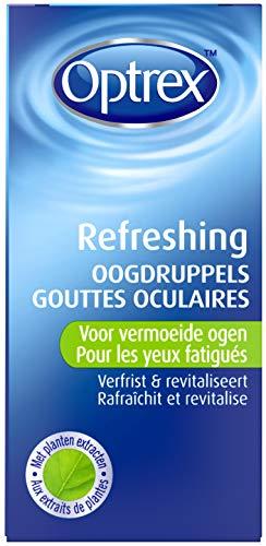Optrex Oogdruppels Vermoeide ogen – 10 ml