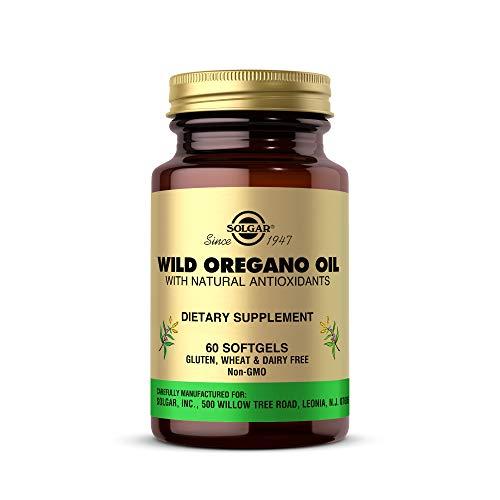 Solgar Wilde Oregano met natuurlijke antioxidanten 60 zachte capsules