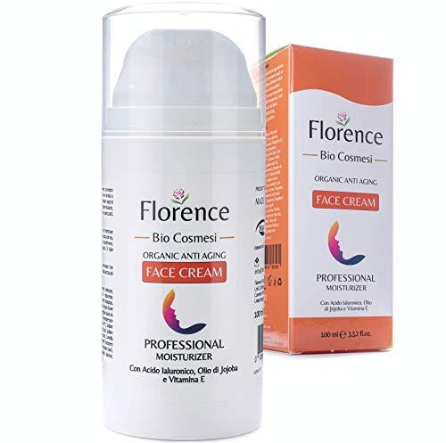 BIO hyaluron performance cream 100ml met anti-rimpelingrediënten - HYALURONZUUR+RETINOL+VITAMINE C+E+ALOE - veganistische dag-/nachtcrème voor het gezicht -hydraterende behandeling voor dames en heren