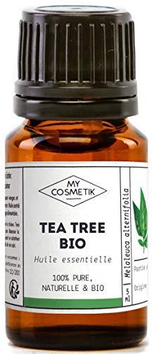 Etherische olie van BIO Tea Tree - MyCosmetik - 5 ml