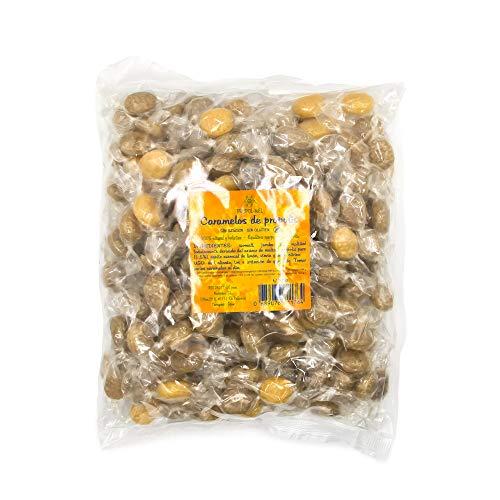 500 g - glutenvrije en suikervrije Propolis snoepjes. Gemaakt van fijngehakte, pure propolis Aanbevolen voor mensen met een slechte adem of een slechte mond- en keel geur.
