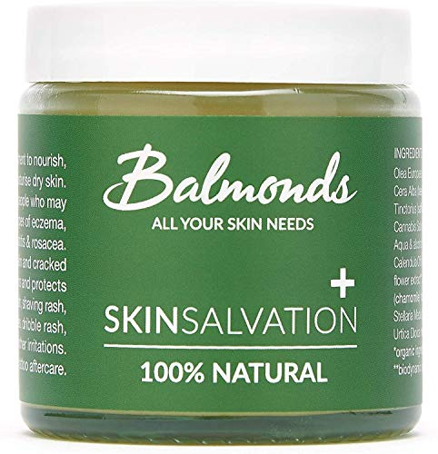 Pure Potions Skin Salvation with Hemp - Voor Mensen met Dry, Itchy Skin 120ml